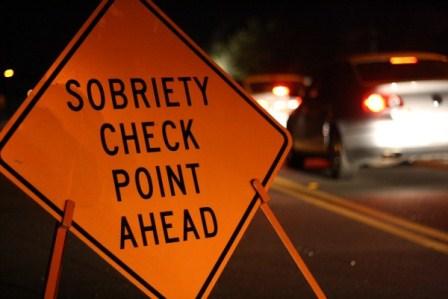 DUI checkpoints san diego